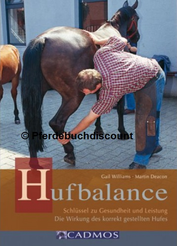 Gail Williams/Martin Deacon: Hufbalance