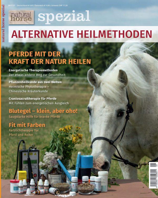 Natural Horse Ausgabe Nr. 16 - Spezial Alternative Heilmethoden Mängelexemplar