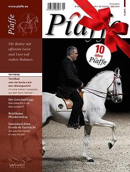 Piaffe Nr. 20 - Magazin für klassische Reitkunst - Jubiläumsausgabe
