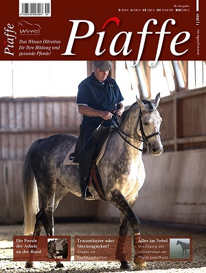 Piaffe Nr. 26 - Das Wissen Oliveiras für Ihre Bildung und gesunde Pferde