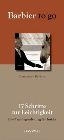 Dominique Barbier: Barbier to go