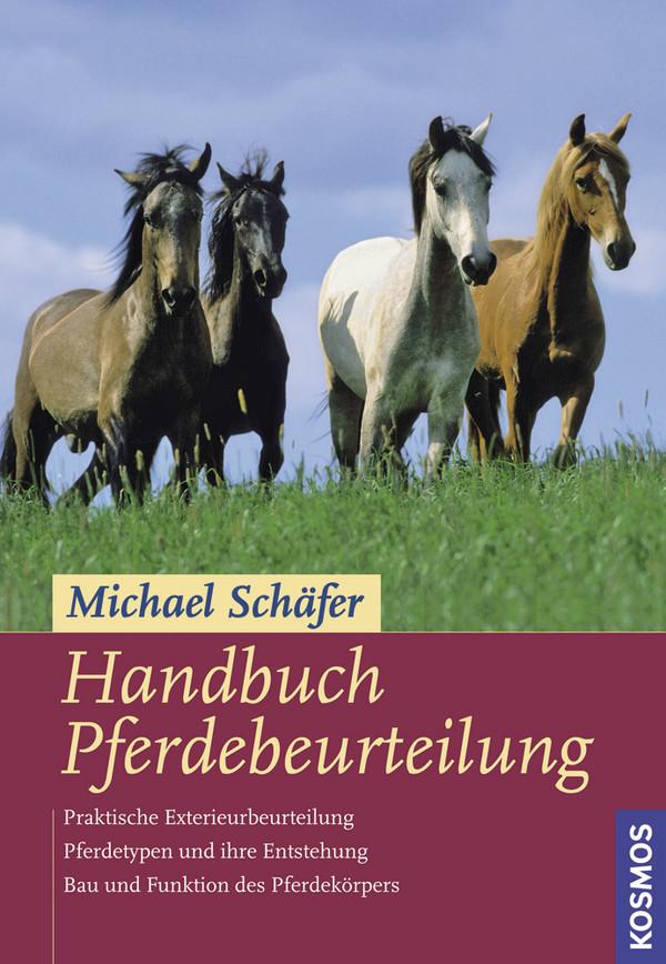 Michael Schäfer: Handbuch Pferdebeurteilung - Das Standardwerk