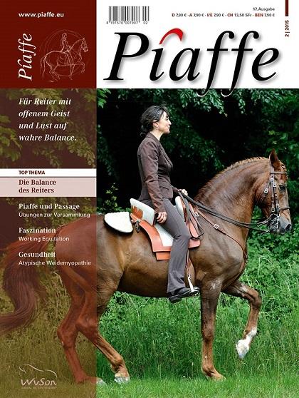 Piaffe Nr. 17 - Magazin für klassische Reitkunst